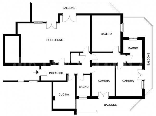 Vendita Casa A Monza In Via Zara S Rocco 792018 Toscano