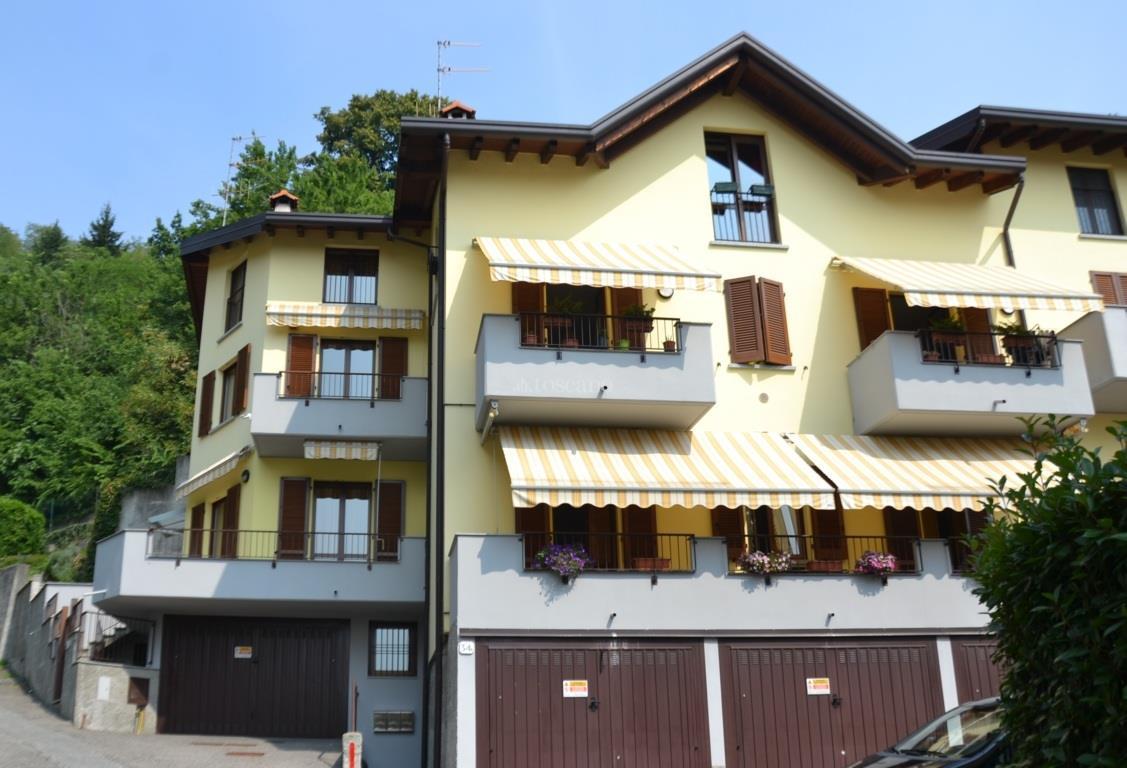 Vendita casa indipendente a como in via salvadonica for Toscano immobiliare como