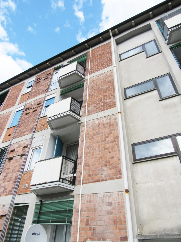 Vendita casa a como in via largo caradosso pio x i 139 for Toscano immobiliare como