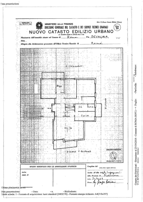 Vendita Casa A Roma In Fleming Fleming 462018 Toscano