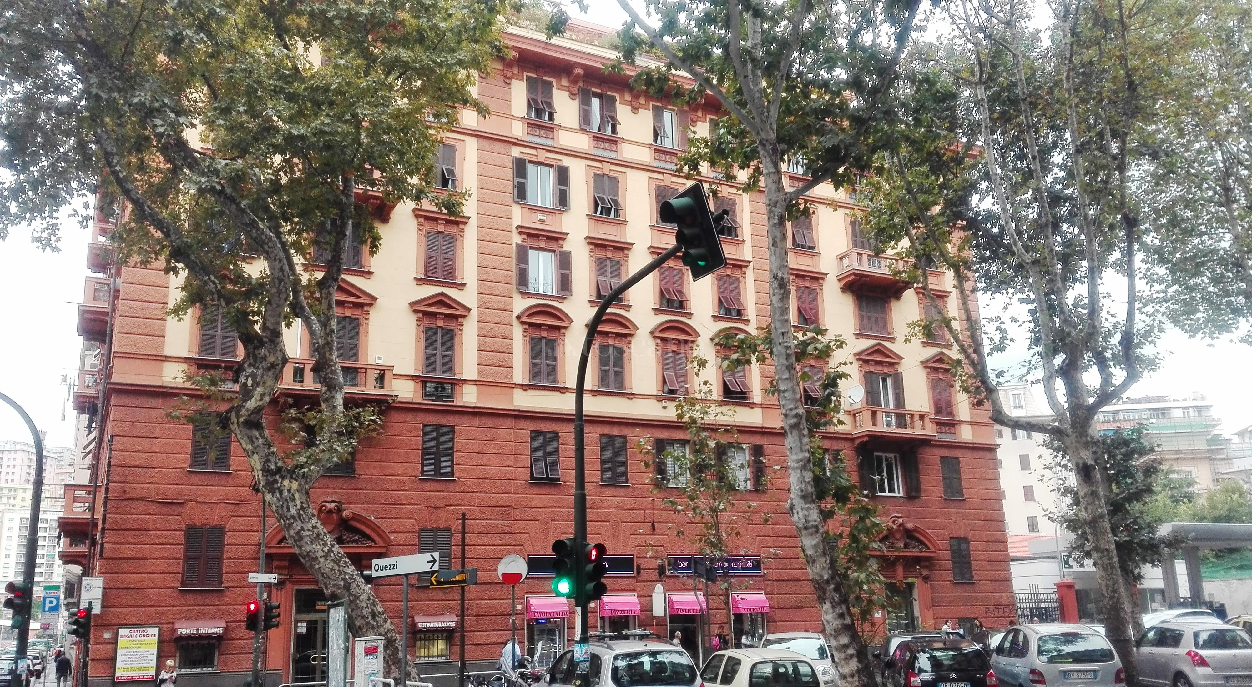vendita Casa a Genova in Corso Sardegna, Marassi 61/2017 | Toscano