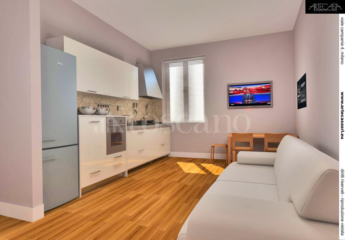 Vendita casa a como in viale innocenzo xi 39 varese 37 for Toscano immobiliare como