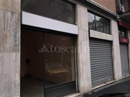 Negozio in affitto di 18 mq a €710 (rif. 4/2018)